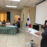 Photo taken at Universidad Autónoma de Chiriquí by Unachi P. on 4/26/2017