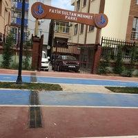 Photo taken at Fatih Sultan Mehmet Parkı / Yürüyüş Parkuru by Hasan C. on 7/16/2014