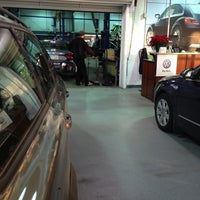 Photo taken at Volkswagen of Perrysburg by Lynn on 12/14/2012