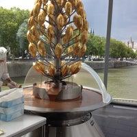 Photo taken at Chocolate Museum by Berke K. on 7/24/2014
