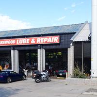 Photo taken at Lakewood Lube & Repair by Lakewood Lube & Repair on 6/9/2015