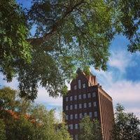 Photo taken at Haus der Wissenschaft | TU BS by Gerald F. on 10/15/2014