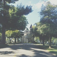 Photo taken at Evergreen Cemetery by Charity M. on 9/22/2014