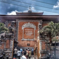 Photo taken at Masjid Al Qomar by Tiro S. on 9/19/2014