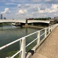 Photo taken at zem tilta by Nils M. on 7/26/2014
