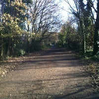 Photo taken at Parkland Walk (Crouch End to Highgate section) by Nils M. on 12/16/2012