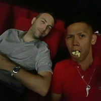 Photo taken at Ace Cinemas by Ervin R. on 2/14/2016