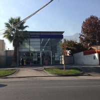 Photo taken at Banco Security by Javier C. on 5/6/2014