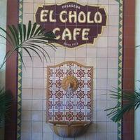 Photo taken at El Cholo Café by Michelle L. on 6/16/2013