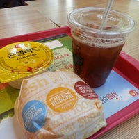 Photo taken at LOTTERIA by Rosa, l. on 5/22/2014