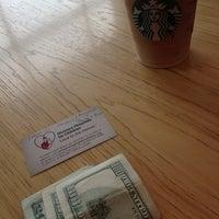 Photo taken at Starbucks by Eeryn F. on 1/29/2013
