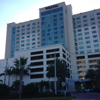 Photo taken at The Westin Tampa Bay by Eeryn F. on 1/30/2013