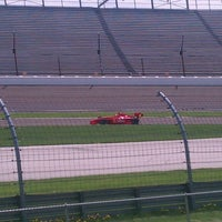 Photo taken at Turn 2 Infield by J.r. on 5/2/2013