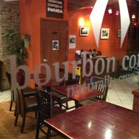 Photo taken at Bourbon Coffee by Mark J. on 9/10/2013