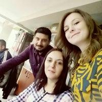 Photo taken at Bütüner Profilo Showroom by ❣Sevyen A. on 4/4/2016