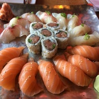 Photo taken at Coast Sushi Bar by Guido T. on 6/6/2015