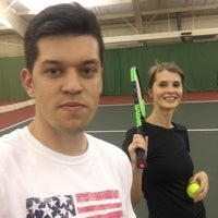 Photo taken at Westfield Tennis Club by Stakh V. on 6/27/2017