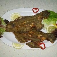 Photo taken at NOSTOS Fish Restaurant by NOSTOS Fish Restaurant on 7/15/2014
