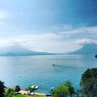 Photo taken at Hotel La Riviera De Atitlan by Luy A. on 1/29/2016