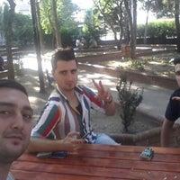 Photo taken at 80. Yıl parkı by Recep Y. on 7/21/2014