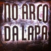 Foto tirada no(a) No Arco Da Lapa por Carolina R. em 7/4/2013