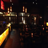 Photo taken at Spice Route Asian Bistro + Bar by Eliscia M. on 1/17/2013