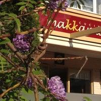5/13/2013 tarihinde cucinamakkarnaziyaretçi tarafından Cucina Makkarna'de çekilen fotoğraf