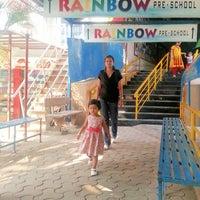 Photo taken at Rainbow Preschool by Ashwin N. on 11/30/2013