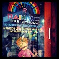 Photo taken at Rainbow Preschool by Ashwin N. on 7/20/2013