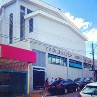 Photo taken at Congregação Cristã no Brasil by Wesley S. on 6/14/2015