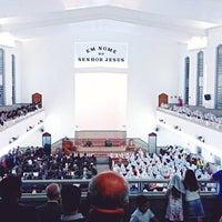 Photo taken at Congregação Cristã no Brasil by Wesley S. on 12/27/2015