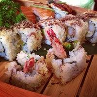 Photo taken at Yami Sushi House by Mario M. on 8/10/2013