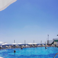 5/30/2016 tarihinde Kumburgaz Marin Princess Hotelziyaretçi tarafından Kumburgaz Marin Princess Hotel'de çekilen fotoğraf