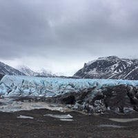Photo taken at Svínafellsjökull by Karin on 2/25/2018