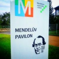 Photo taken at Pavilon M by Jiří B. on 9/19/2013