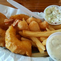 Photo taken at Thousand Oaks Fish & Chips by John W. on 8/25/2016