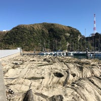 Photo taken at 宮川湾(宮川フィッシャリーナ) by 名古屋ウーマン on 11/3/2017