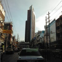 Photo taken at Phra Khanong Junction by Thor911 อ. on 10/27/2012