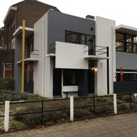 Photo taken at Rietveld Schröder House by Martin v. on 11/13/2016