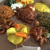 รูปภาพถ่ายที่ Nile Ethiopian โดย Alyona T. เมื่อ 6/13/2016