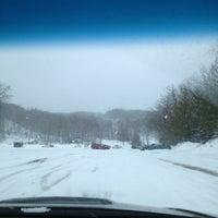 Photo taken at Devil's Head Ski Resort by Ashley P. on 2/27/2013