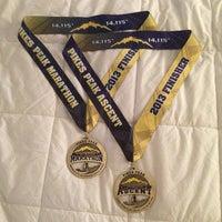 รูปภาพถ่ายที่ pikes peak marathon โดย Michael D. เมื่อ 8/19/2013