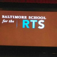 Photo taken at Baltimore School for the Arts by Rafael R. on 6/18/2016