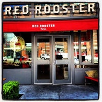 Photo taken at Red Rooster by Aziz E. on 6/6/2013