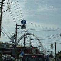 Photo taken at 産業道路入口交差点 by T k. on 5/14/2016