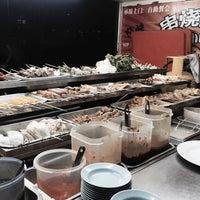 Photo taken at BBQ King 串烧王 碌碌小吃 by J C. on 5/8/2015