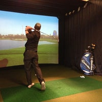 Photo taken at Anchor Golf Center by Pete v. on 2/10/2015