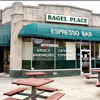 Photo taken at Bagel Place of College Park by Bagel Place of College Park on 7/16/2014
