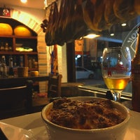 Photo taken at Trattoria Gourmet Mister Panino by Gabriel S. on 1/17/2016