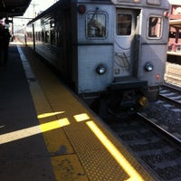 Photo taken at NJT - New Brunswick Station (NEC) by James V. on 4/24/2013